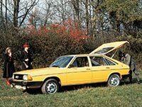 Audi 100 C2 Avant 1977 - 1982