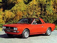Lancia Beta Spider Coupe 1974 - 1982
