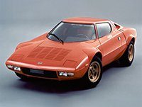 Lancia Stratos Coupe 1973 1976