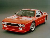 Lancia 037 Stradale Coupe 1982