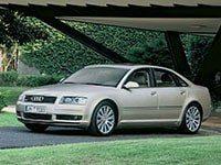 Audi A8 D3 2002 - 2010