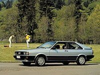 Audi Coupe B2 1981 - 1987