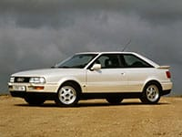 Audi Coupe B3 1988 - 1995