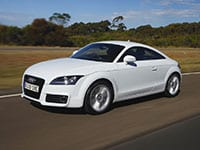Audi TT 8J 2006 - 2014