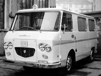 Lancia SuperJolly 1963 - 1970
