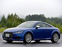 Audi TT 8S 2014