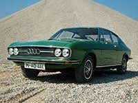 Audi 100 C1 Coupe S 1970 - 1976