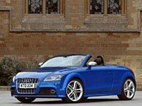 Audi TT 8J 2007 - 2014