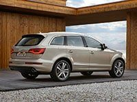 Audi Q7 2005 - 2015