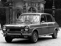 Simca 1100 1967-1980