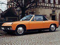 Porsche 914 1969-1975