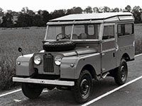 Land Rover Série I / Série II SWB 1948-1971