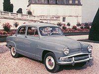 Simca Aronde 1951-1959