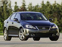 Lexus IS Mk2 2005-2013