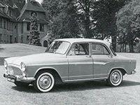 Simca Aronde P60 1959-1963