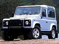 Land-Rover 90 / Defender SWB 1984-2016