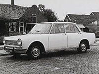 Simca 1300/1301 1500/1501 1963-1976