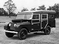 Land Rover Série I Série II LWB 1954-1971
