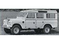 Land Rover Série III LWB 1971-1983