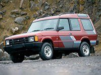 Land-Rover Discovery Mk 1 1989-1998