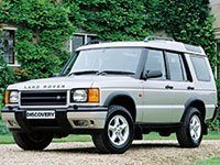 Land-Rover Discovery Mk 2 1998-2004