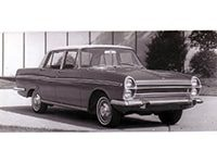 Simca Regente / Esplanada 1967-1968