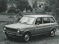 Simca 1100 Break 1967-1980