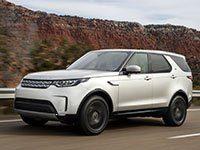 Land-Rover Discovery Mk V depuis 2016