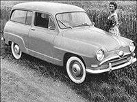 Simca Aronde Châtelaine 1953-1959