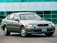 Lexus GS Mk1 1993-1997