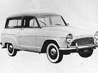 Simca Aronde P60 Ranch 1959-1963