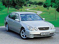 Lexus GS Mk2 1997-2004