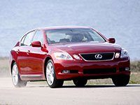 Lexus GS Mk3 2004-2011