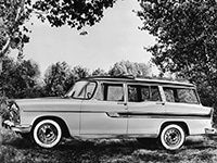 Simca Marly 1955-1966