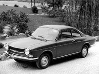 Simca 1000 Coupe 1962-1967