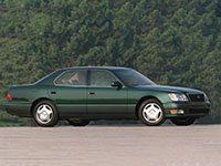 Lexus LS Mk2 1994-2000