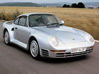 Porsche 959 1986-1988
