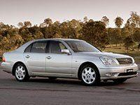 Lexus LS Mk3 2000-2006