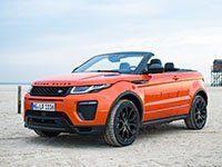 Land-Rover Range Rover Evoque depuis 2015