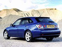 Lexus IS Sport Cross 2001-2005