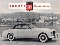 Simca Comète 1954-1955