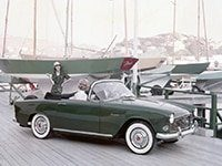 Simca Oceane 1956-1962