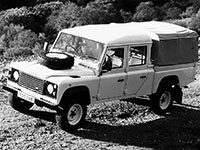 Land Rover 110-130 / Defender LWB 1983-2016