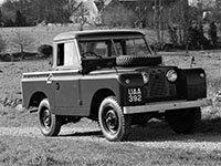 Land Rover Série II SWB 1958-1971