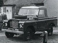 Land Rover Série III SWB 1971-1984