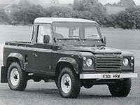 Land Rover 90 / Defender SWB 1984-2016