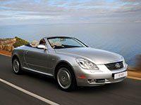 Lexus SC Mk2 2000-2010