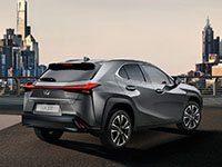 Lexus UX Depuis 2018