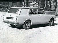 Simca 1300 U/ 1301U 1967