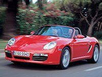 Porsche Boxster 987 2004-2012